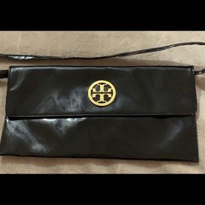 Authentic Tory Burch Patent Bag
